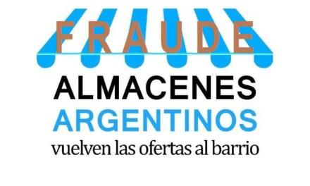 UNA LAMENTABLE HISTORIA ARGENTINA